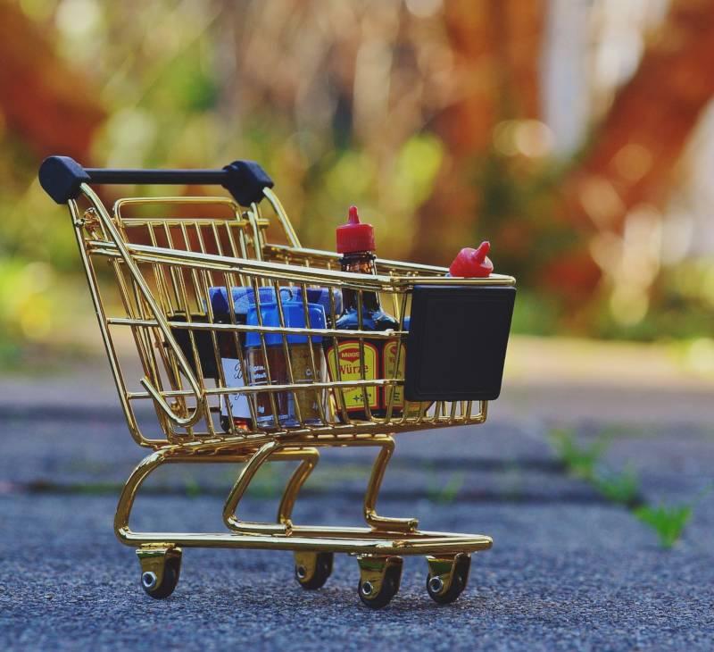 Einkaufsliste oder shopping-cart. Ein Script mit mysql und php